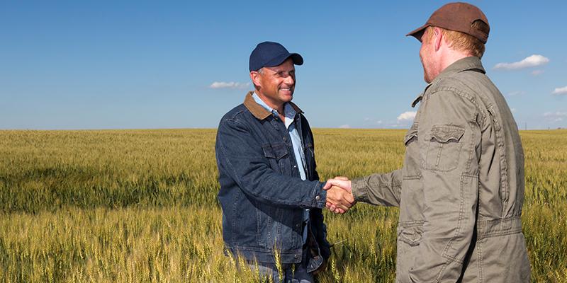 Farmers in the Field