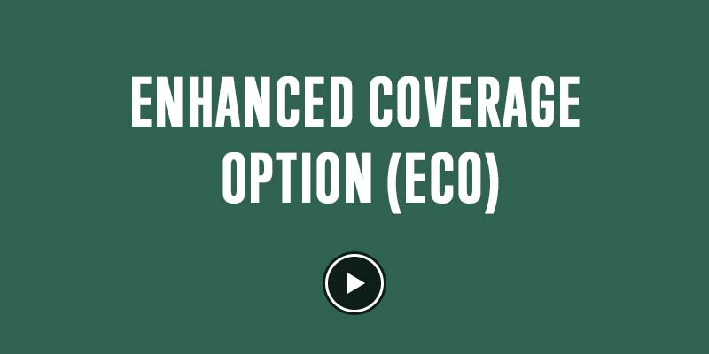 Enhanced Coverage Option
