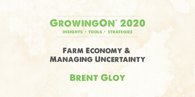 GrowingOn - Brent Gloy e-learning module image