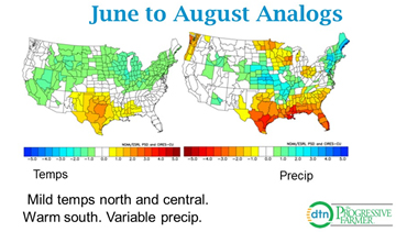 june-august analogs 2018