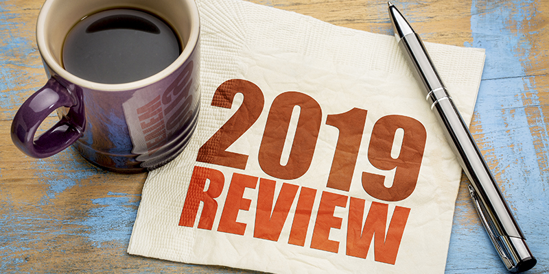 year in review blog